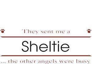 Shetland Sheepdog T-Shirt - Other Angels