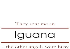 Iguana T-Shirt - Other Angels