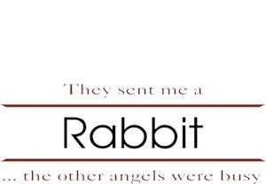 Rabbit T-Shirt - Other Angels