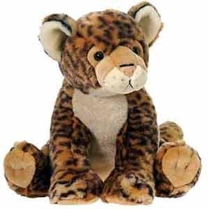 Leopard Plush