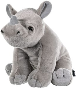 Rhinoceros Plush Stuffed Animal