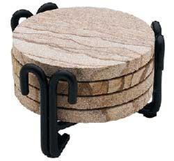 Coaster Holder: For Sandstone Coasters
