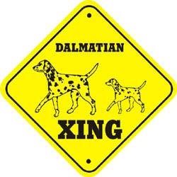 Dalmatian Crossing