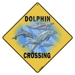 Dolphin Sign