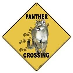 Panther Sign