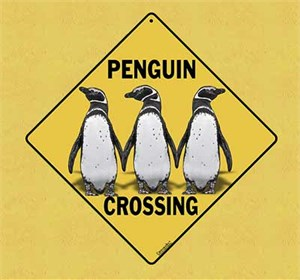 Penguin Sign