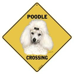 Poodle Sign