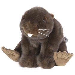 Beaver Plush