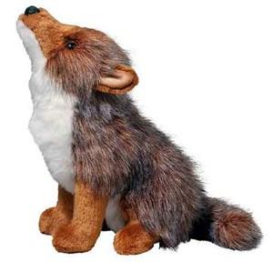 Coyote Plush