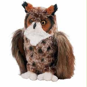 Owl Plush Stuffed Animal
