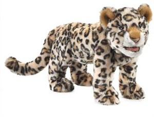 Leopard Shark Puppet