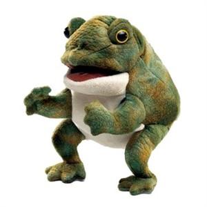 Bullfrog Puppet