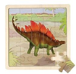 Stegosaurus Puzzle
