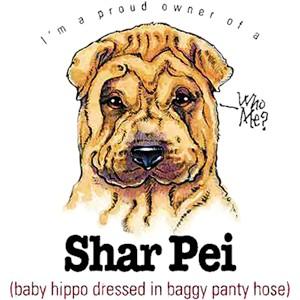 Shar Pei T-Shirt - My Best Friend