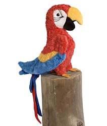 Parrot Plush