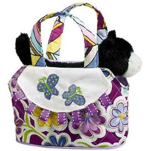 Black & White Cat Purse