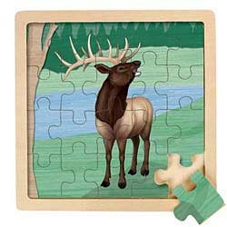 Elk Puzzle