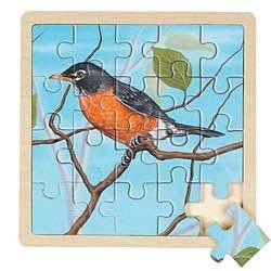 Robin Puzzle