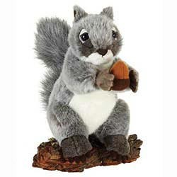 Squirrel Plush Stuffed Animal