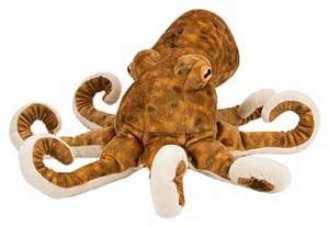 Octopus Plush