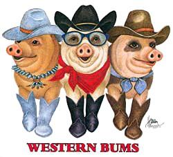 Pig T-Shirt - Hog Wild