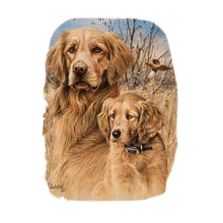 Golden Retriever T-Shirt - Perfectly Portrayed