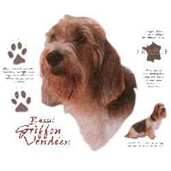 Basset Griffon Vendeen T-Shirt - History Collection