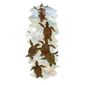 Sea Turtle T-Shirt - Best Friends