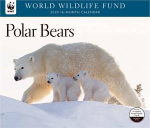 Polar Bears Calendar 2015