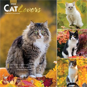 Cat Lovers Calendar 2014