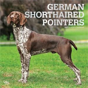 German Shorthaired Pointers Calendar 2015