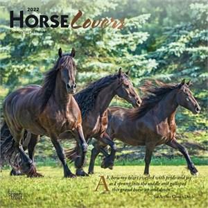 Horse Lovers Calendar 2015
