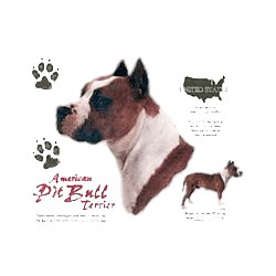 Pit Bull Terrier T-Shirt - History Collection