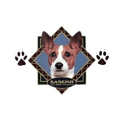 Basenji T-Shirt - Diamond Collection