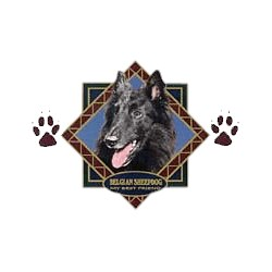 Belgian Sheepdog T-Shirt - Diamond Collection