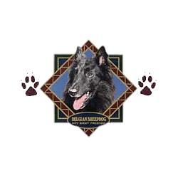 Belgian Sheepdog T-Shirt - Diamond Collection