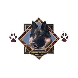 Belgian Tervuren T-Shirt - Diamond Collection