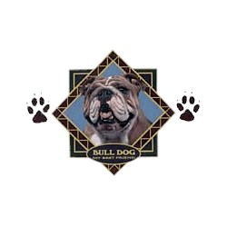 Bulldog T-Shirt - Diamond Collection