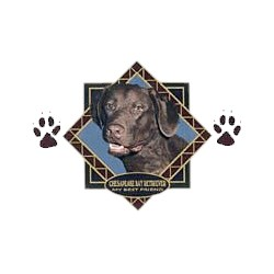 Chesapeake Bay Retriever T-Shirt - Diamond Collection