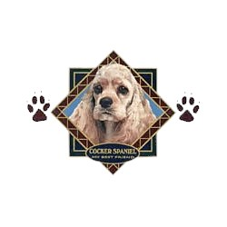 Cocker Spaniel T-Shirt - Diamond Collection