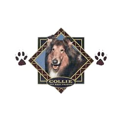 Collie T-Shirt - Diamond Collection