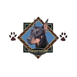 Doberman Pinscher T-Shirt - Diamond Collection