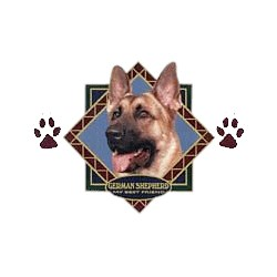 German Shepherd T-Shirt - Diamond Collection