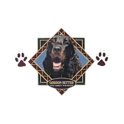 Gordon Setter T-Shirt - Diamond Collection