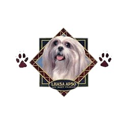 Lhasa Apso T-Shirt - Diamond Collection