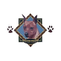 Miniature Pinscher T-Shirt - Diamond Collection