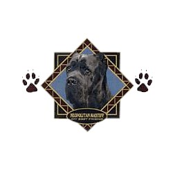 Neopolitan Mastiff T-Shirt - Diamond Collection