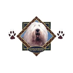 Old English Sheepdog T-Shirt - Diamond Collection