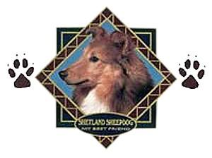 Shetland Sheepdog T-Shirt - Diamond Collection