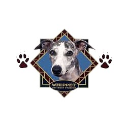 Whippet T-Shirt - Diamond Collection
